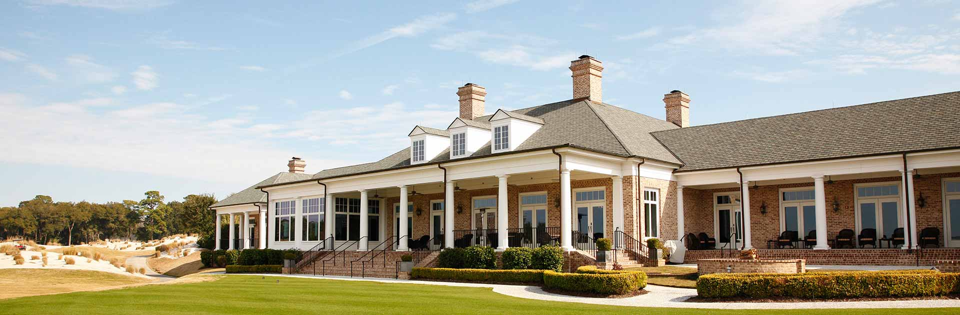 Colleton River Plantation Club House