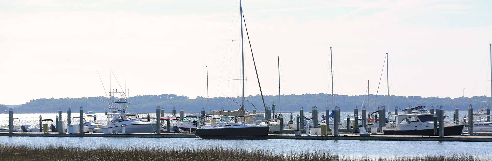 Hilton Head Plantation Marina