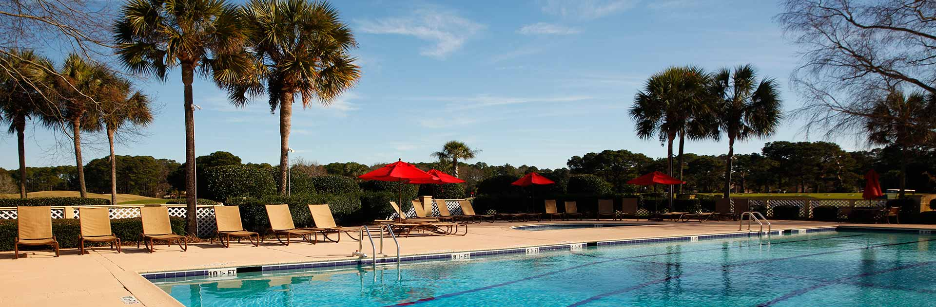 Hilton Head Plantation pool