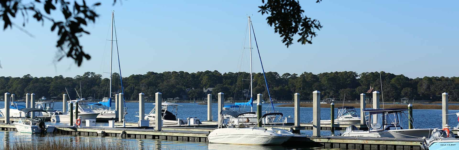 Long Cove Club Marina