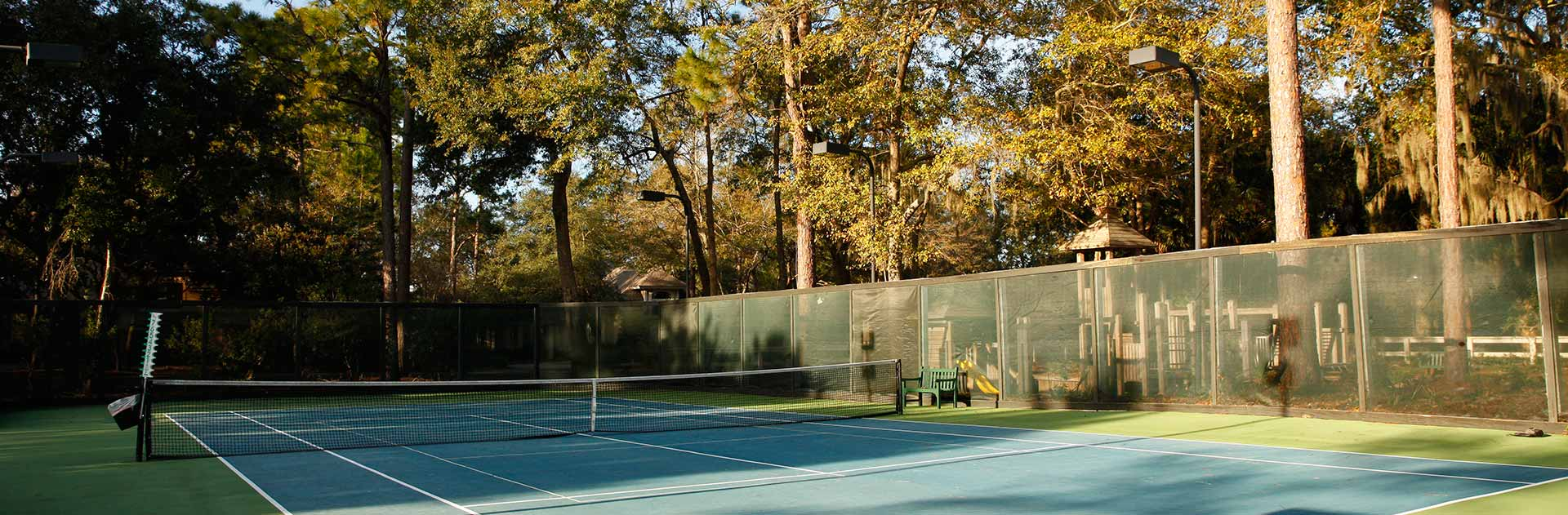 Palmetto Hall Tennis Courts