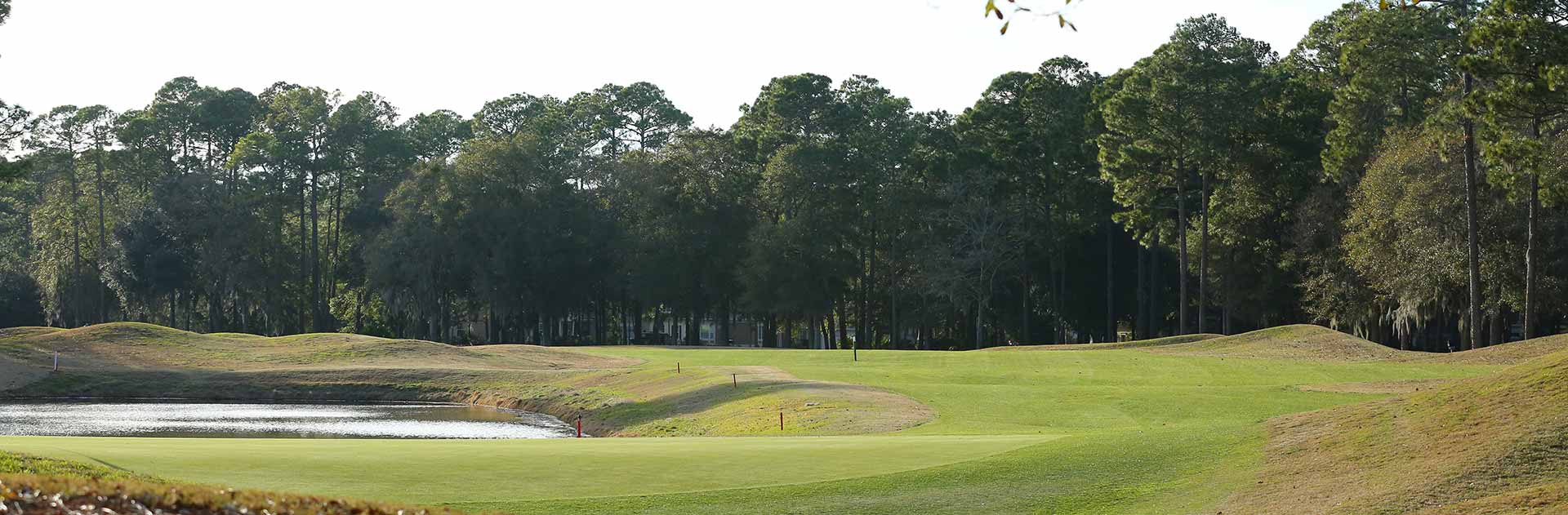 Palmetto Hall Golf Course