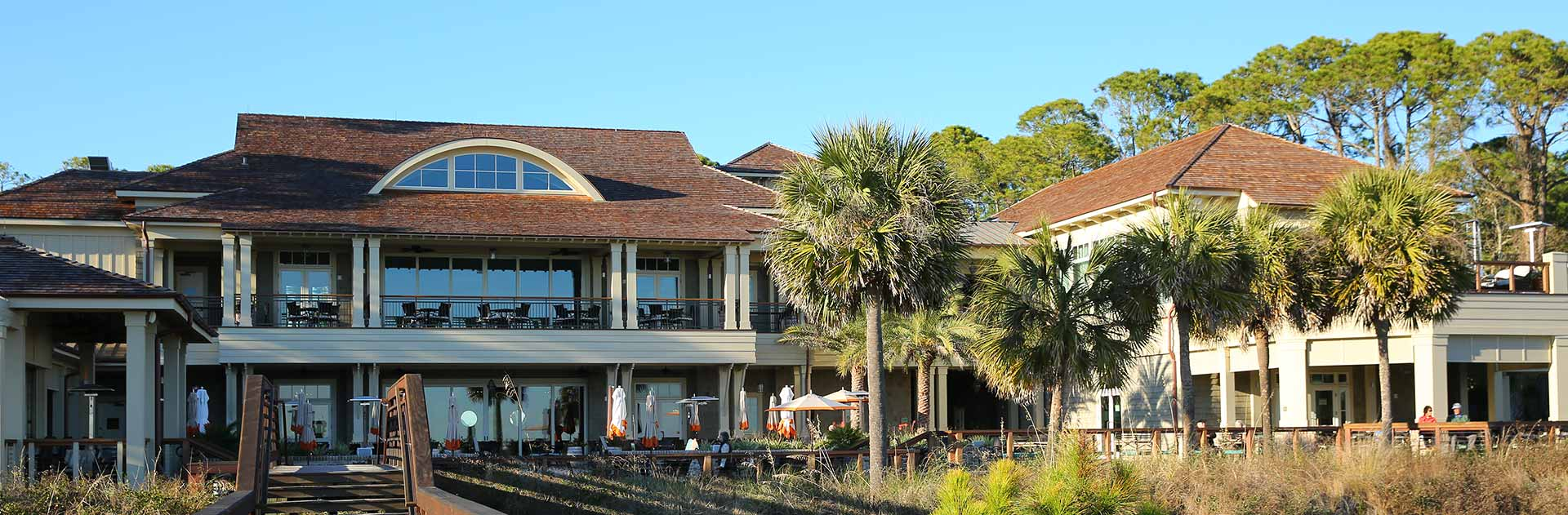 Sea Pines Plantation Beach Club