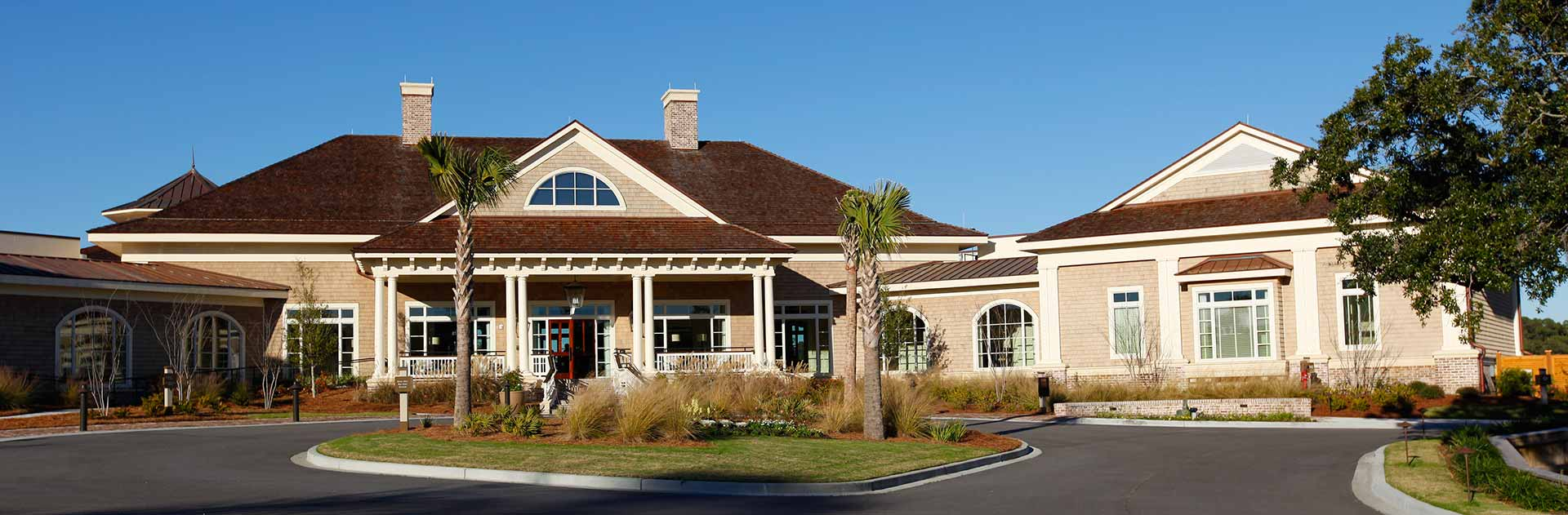 Sea Pines Plantation Clubhouse