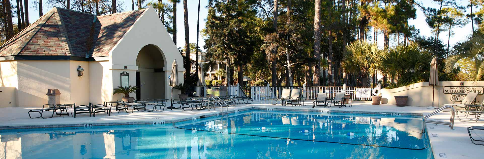 Wexford Plantation Hilton Head pool